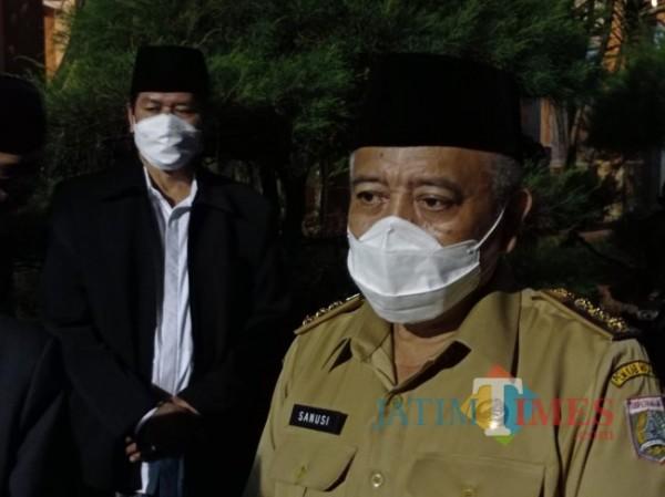 Bupati Malang HM Sanusi (Hendra Saputra/MalangTIMES)