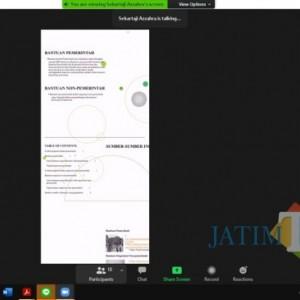 Peduli Ekowisata, Mahasiswa UGM Gelar Sarasehan Online