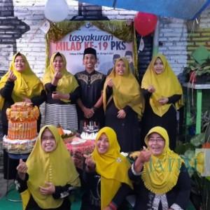 Milad ke-19, PKS Kota Malang terus Tingkatkan Pelayanan Masyarakat