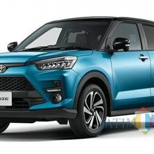 Toyota Raize Kini Sudah Bisa Dipesan dengan Tanda Jadi Rp 10 Juta