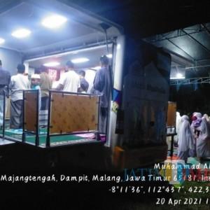 Penenang Jiwa di Tengah Duka, NU Jatim Hadirkan Mobil Musala Darurat untuk Korban Gempa