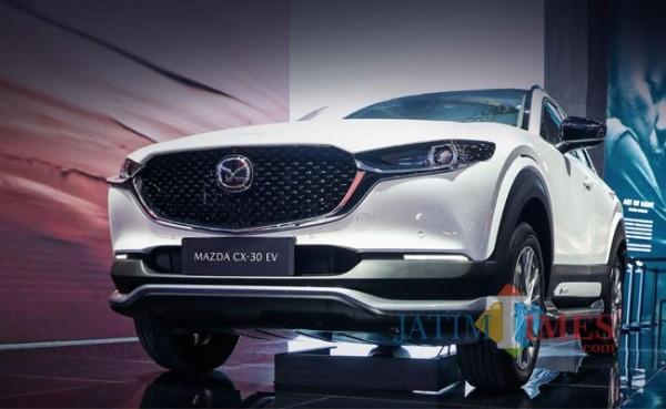 Mazda CX-30 EV (Foto: Cintamobil.com)