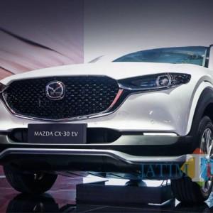 Mazda CX-30 Bertenaga Listrik Diperkenalkan, Yuk Intip Spesifikasinya