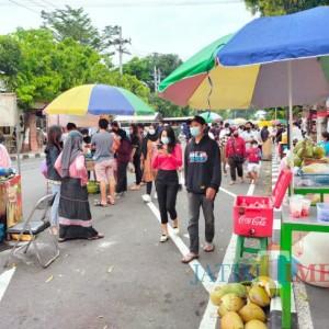 Pasar Takjil Kota Blitar Hanya Beroperasi hingga Akhir April, Ini Kata Wali Kota Santoso