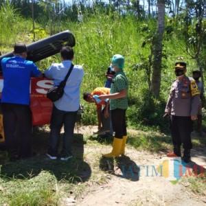 Asyik Memancing di Sungai Semut, Pemancing di Blitar Temukan Mayat