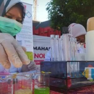 Sidak Pasar Takjil di Kota Blitar, BPOM Temukan Kerupuk Mengandung Boraks