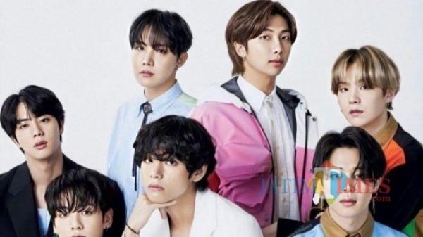 BTS (Foto : Internet)