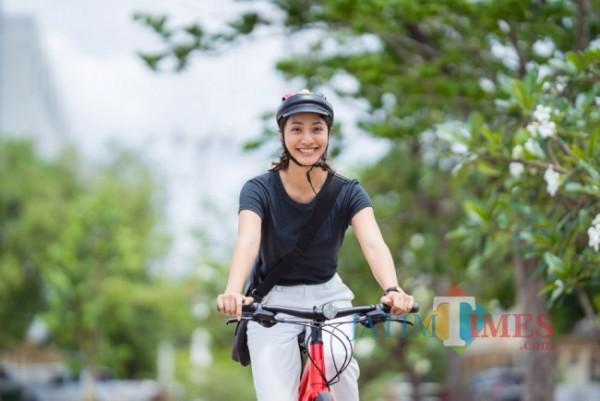 Bersepeda saat berpuasa justru berdampak positif pada kesehatan tubuh