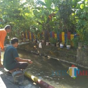 Warga Jogoyudan Lumajang Sulap Sungai Jadi Penghasilan