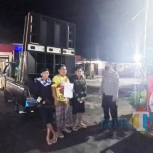 Patrol Sahur Pakai Sound System Mirip Karnaval, Warga Klanting Diamankan Polisi
