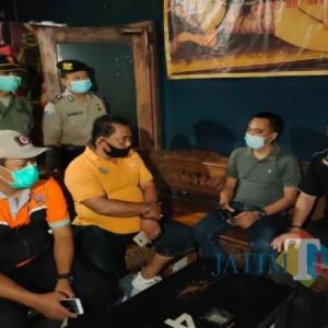 Paska Viral 2 Purel Berkelahi, Kafe di Sumbergempol Disidak dan Kena Denda