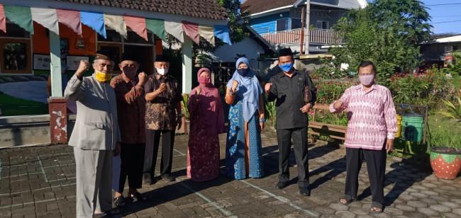 Sekretaris Komisi D DPRD Kota Malang, yang juga Wakil Ketua Fraksi Partai Keadilan Sejahtera (PKS), H Rokhmad SSos (paling kanan) (Ist)