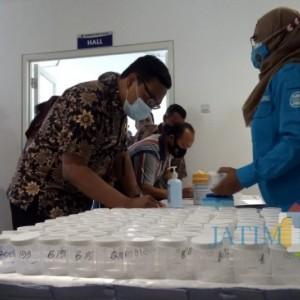 Ratusan ASN Pemkot Malang Jalani Tes Narkoba