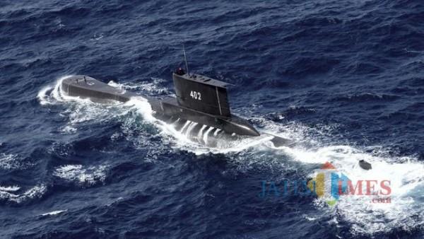 Kapal Selam KRI Nanggala-402 (Foto: CNN Indonesia)