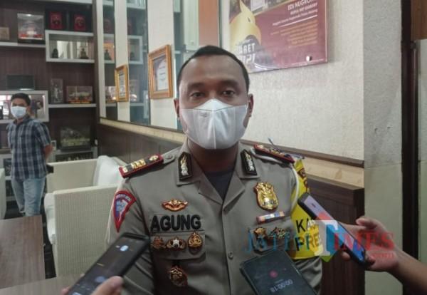 Kasatlantas Polres Malang, AKP Agung Fitriansyah (foto: Hendra Saputra/MalangTIMES)