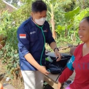Ratusan Warga Terdampak Gempa di Lumajang Dipastikan Bebas Penyakit