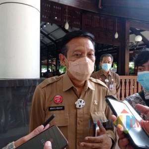 Pemkab Malang Ubah Konsep Huntara Jadi Rumah Tumbuh