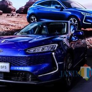 Mobil Hybrid dengan Desain Mewah dari Huawei, Segini Harganya