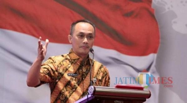 Direktur Jenderal Kependudukan dan Pencatatan Sipil Kementerian Dalam Negeri RI <span;>Zudan Arif Fakhrulloh. (Foto: Kemendagri.go.id)
