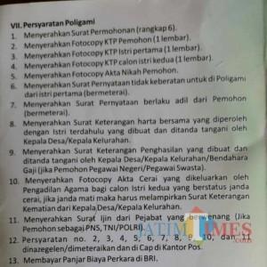 Bincang Ramadan tentang Poligami di Radio Bintang Tenggara Banyuwangi