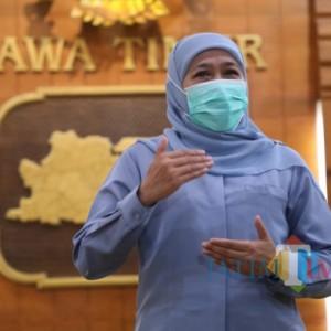 Gubernur Khofifah Nyatakan 47 Personel KRI Nanggala 402 Warga Jatim