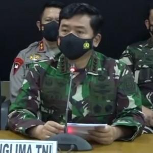 Panglima TNI: 53 Personel KRI Nanggala 402 Gugur