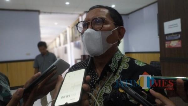 Pj Sekda Bondowoso Soekaryo (Foto: Abror Rosi/JatimTimes)