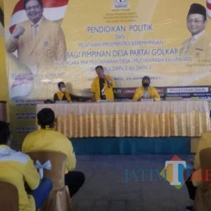 Partai Golkar Bidik 8 Kursi di DPRD Banyuwangi di Pileg 2024