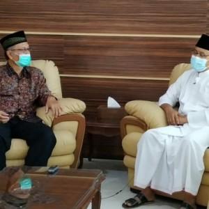 Syiar Ramadan Bersama Wali Kota Pasuruan, Gus Ipul Beber Peluang Kerjasama dengan UIN Malang