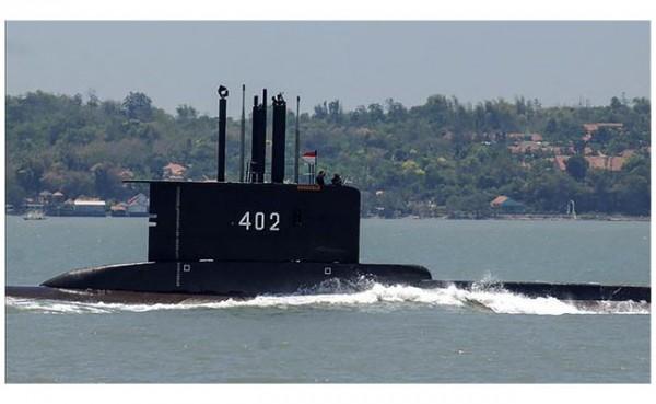 Kapal Selam KRI Nanggala-402 (Foto: Liputan 6)