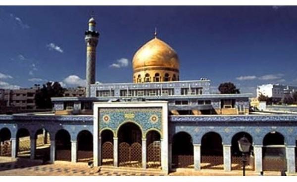 Masjid Sayyidah (Foto: Islampos)