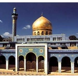 Keindahan Masjid Sayyidah Zainab, Simbol Keberanian Cucu Nabi Muhammad SAW