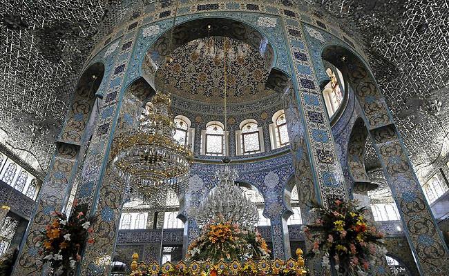 Masjid Sayyidah Zainab 2