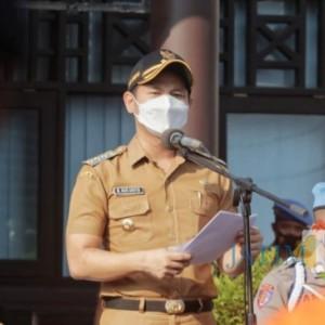 Selaras dengan Pemerintah Pusat, Bupati Trenggalek Halau Pemudik dengan Aktifkan PPKM Mikro