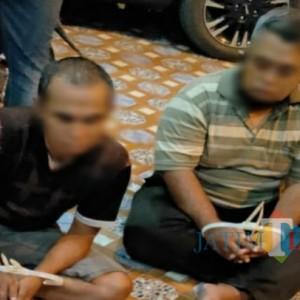 Kenal di Lapas, Dua Residivis Ini Jadi Spesialis Maling Rumah Kosong di Tulungagung, Ini Deretan TKP-nya