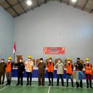 Angkat Ekonomi Rakyat di Masa Pandemi, Wali Kota Blitar Launching CFW KOTAKU