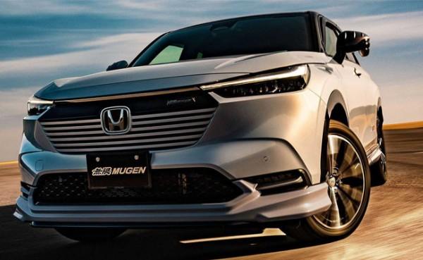 Honda HR-V 2021 Versi Mugen (Foto: Mugen Motorsports)
