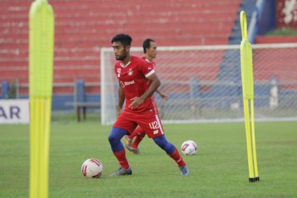 Mantan pemain Arema FC Agil Munawar. (Foto: Ist)