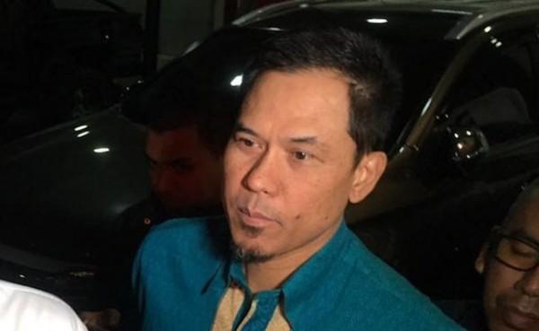 Munarman (Foto: FAJAR)