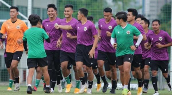 Pemain Timnas Indonesia ikuti TC di Jakarta (Foto: istimewa)