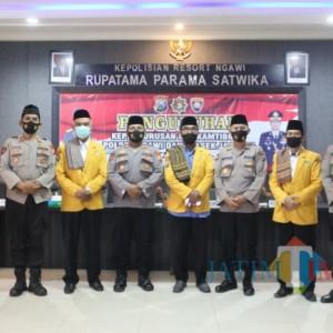Polres Ngawi Gelar Pengukuhan Kepengurusan Da'i Kamtibmas