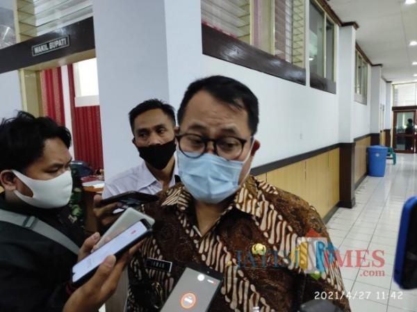 Wakil Bupati Bondowoso Irwan Bachtiar Rahmat (Foto: Abror Rosi/ JatimTIMES)