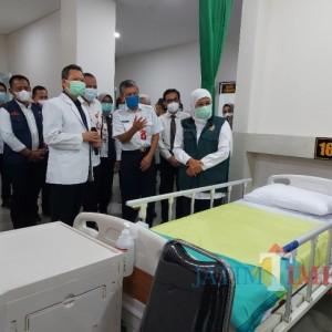 Tingkatkan Pelayanan, RSSA Malang Tambah Ruang Pasien Cuci Darah