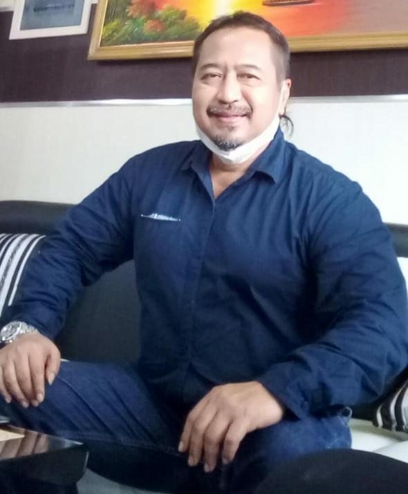 Ketua KONI Jember Abdul Haris Alvianto (foto: istimewa)