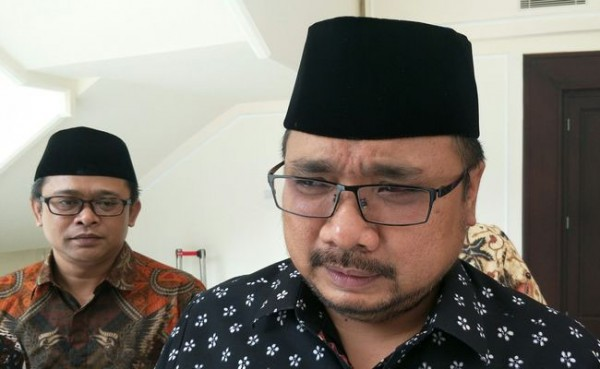 Menteri Agama Yaqut Cholil Qoumas (Foto: Kompas.com)