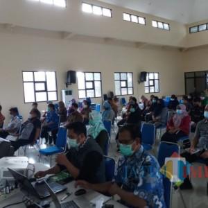 Maksimalkan Kinerja Pelaksanaan dan Penyusunan Anggaran, DPUPRPKP Kota Malang Hadirkan 3 Instansi ini