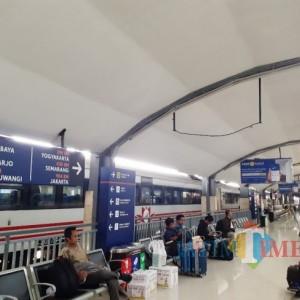 Relasi Jarak Jauh KA Stasiun Malang Tak Ikut Mudik, Jarak Dekat Tunggu Instruksi