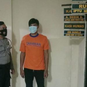 Habis Curi Motor di Sawah, Residivis Ini Sembunyi di Eks Lokalisasi Ngujang