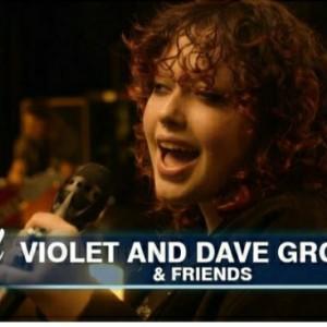Tampil di Late Night Show Jimmy Kimmel, Dave Grohl Gandeng Sang Puteri