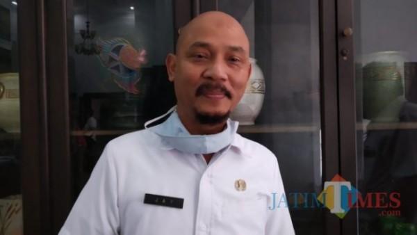Widjaja Saleh Putra, Kepala Bagian Unit Layanan Pengadaan (ULP) Barang atau Jasa Kota Malang (doc MalangTIMES)